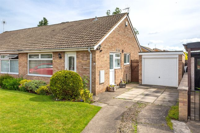 Thumbnail Semi-detached bungalow for sale in Foxton, York