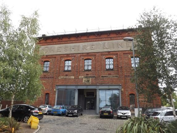 Flat for sale in Barton Court, Central Way, Warrington, Cheshire