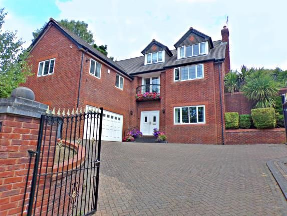Thumbnail Detached house for sale in West Road, Oxton, Wirral