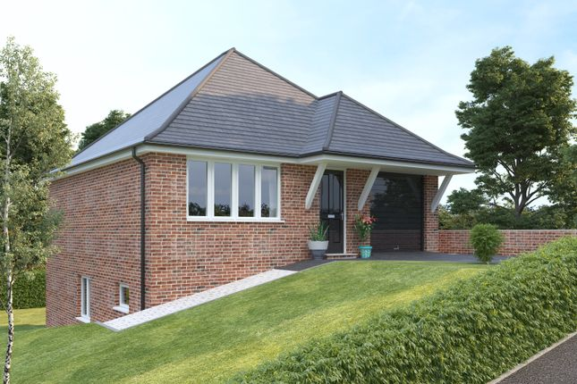 Thumbnail Land for sale in Hands Road, Heanor, Derbyshire