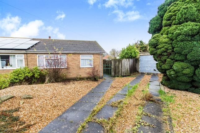 Thumbnail Semi-detached bungalow for sale in Laura Court, Ingoldmells, Skegness