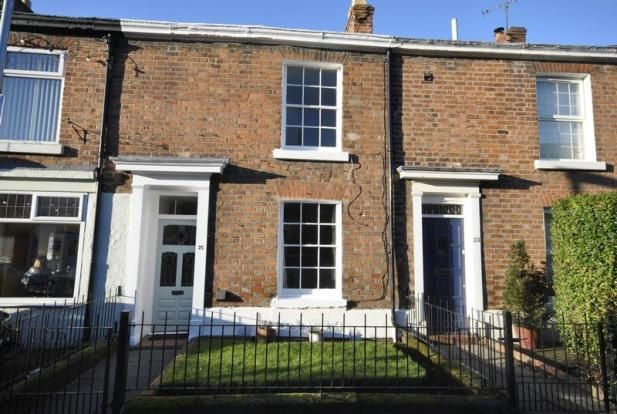 Thumbnail Property to rent in Westminster Road, Hoole, Chester