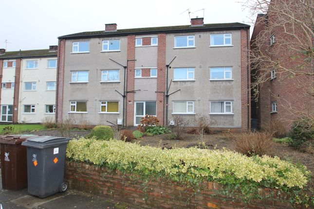 Thumbnail Flat to rent in Rookwood Close, Cardiff