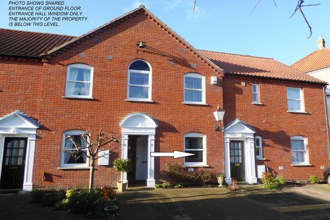 Thumbnail Flat for sale in 8 Old College Close, Beccles, Suffolk