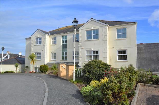 Thumbnail Flat for sale in Dymond Court, Kingdom Place, Saltash, Cornwall