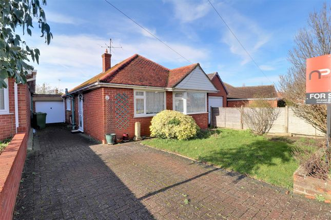 Thumbnail Detached bungalow for sale in Norwich Drive, Warden Hill, Cheltenham