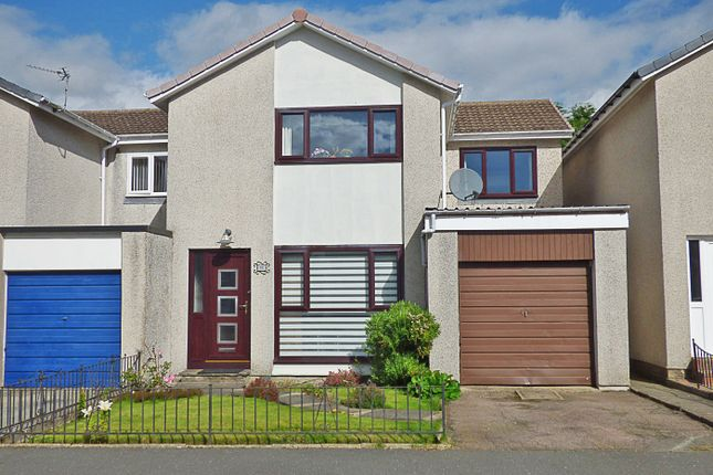 Thumbnail Semi-detached house for sale in Birch Avenue, Westhill, Aberdeenshire