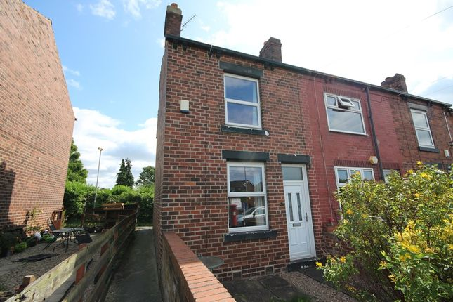 Thumbnail End terrace house to rent in Spibey Lane, Rothwell, Leeds