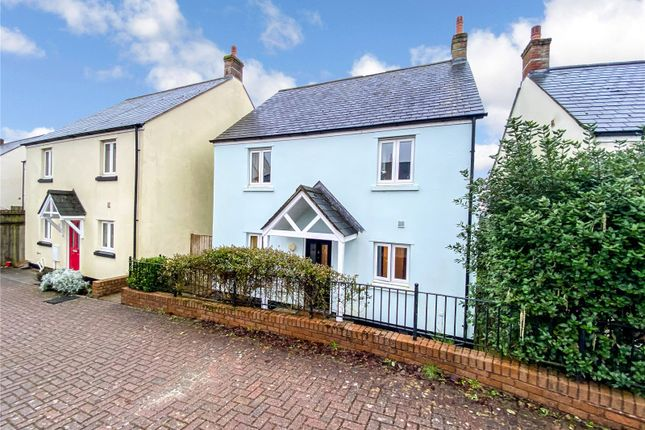 Thumbnail Detached house for sale in Blangy Close, North Tawton