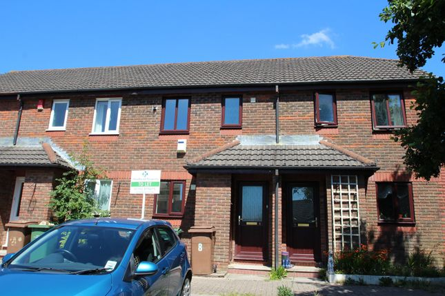 Thumbnail Terraced house to rent in Housman Close, Plymouth