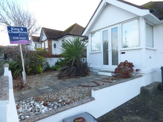 Thumbnail Bungalow for sale in Westfield Avenue South, Saltdean, Brighton, East Sussex