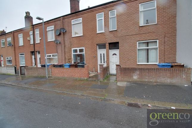 Thumbnail Terraced house to rent in Bingham Street, Swinton, Manchester