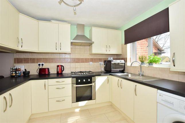 Kitchen of Bates Close, Larkfield, Aylesford, Kent ME20