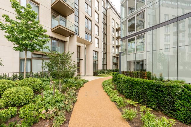 Thumbnail Flat for sale in Bolander Grove South, Lillie Square, West Brompton, London