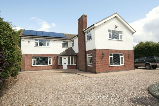 Thumbnail Detached house for sale in West Hann Lane, Barrow Haven, Barrow-Upon-Humber, Lincolnshire