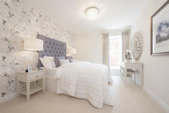 Thumbnail Flat for sale in Shilling Place, Purbrook, Hampshire