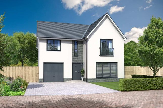 """Thumbnail Detached house for sale in """"Elliot Garden Room"""" at Church Place, Winchburgh, Broxburn"""