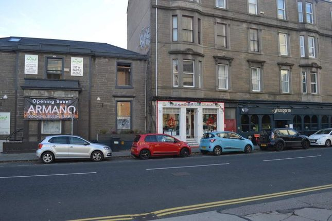 Thumbnail Restaurant/cafe to let in 142 Perth Road, Dundee