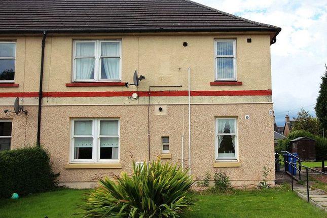 Thumbnail Flat to rent in Sutton Park Crescent, Stenhousemuir
