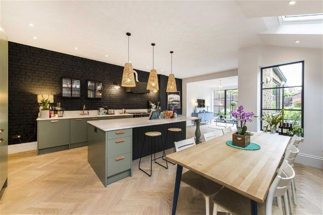 Thumbnail Terraced house for sale in Okehampton Road, Queens Park, London