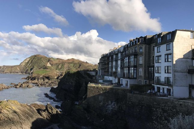 Thumbnail Flat for sale in Cheyne House, Capstone Crescent, Ilfracombe