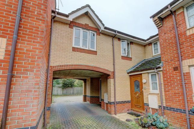 Thumbnail Terraced house for sale in Lumley Close, Ely