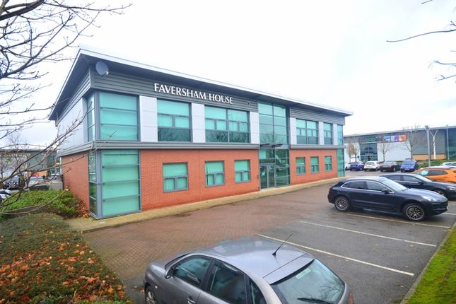 Thumbnail Office to let in Old Hall Road, Bromborough, Wirral, Merseyside