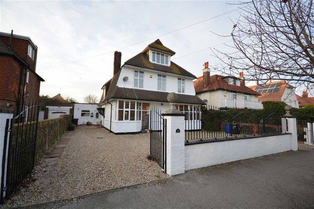 Thumbnail Detached house for sale in Devonshire Gardens, Margate, Kent