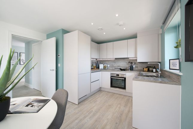 Thumbnail Flat for sale in Plot 80, Endle Street, Southampton