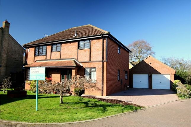 Thumbnail Detached house for sale in Haycraft Close, Grafham, Huntingdon