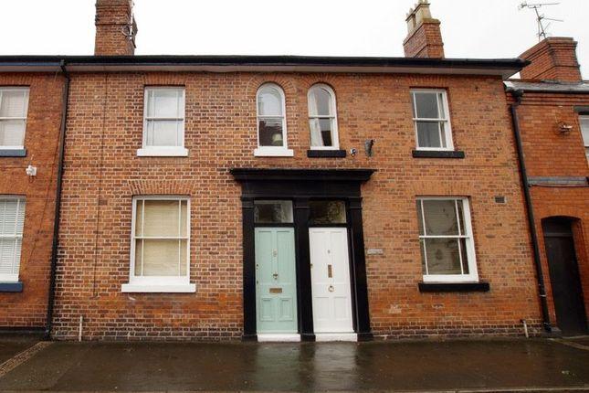 Thumbnail Terraced house for sale in High Street, Overton, Wrexham