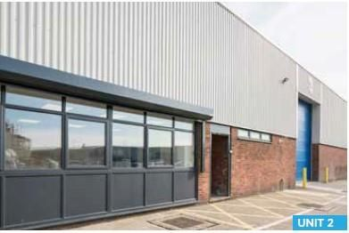 Thumbnail Industrial to let in Unit 2, Crayside Industrial Estate, Thames Road, Crayford, Kent