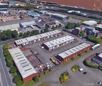Light industrial to let in Unit 7, Boulevard Unit Factory Estate, Boulevard, Kingston Upon Hull