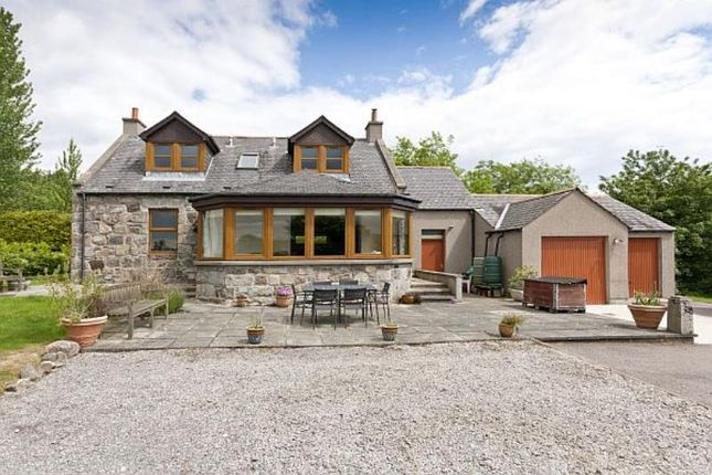 Thumbnail Detached house to rent in 9 Deeview Road South, Cults, Aberdeen