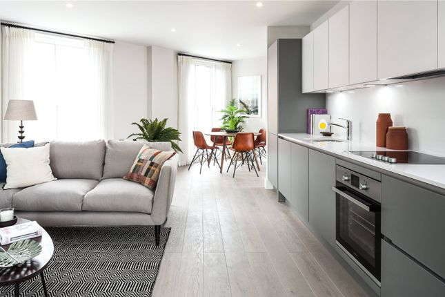Thumbnail Flat for sale in Stamford Road, Dalston, London