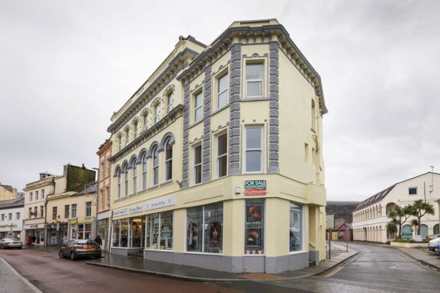 Thumbnail Commercial property for sale in Parliament Street, Ramsey
