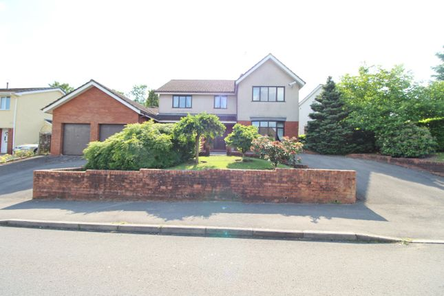 Thumbnail Detached house for sale in Bishpool Lane, Newport