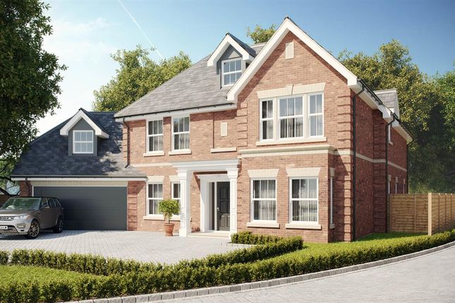 Thumbnail Detached house for sale in Llanvair Close, Ascot