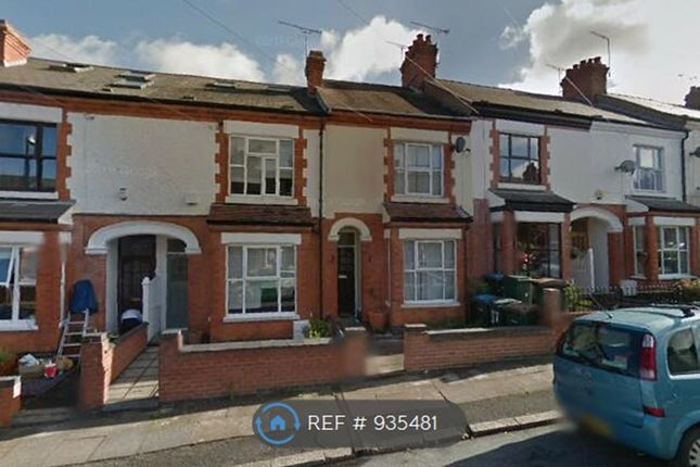 Thumbnail 4 bed terraced house to rent in Huntingdon Road, Coventry