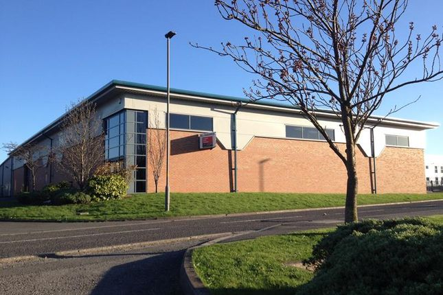 Light industrial to let in Ellerbeck Way, Stokesley, Middlesbrough