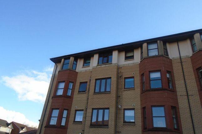 Thumbnail Flat to rent in Park Street, Dumbarton