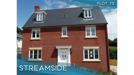 Thumbnail Property for sale in Plot 73, Dukes Way, Axminster