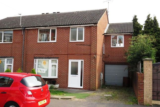 Thumbnail Semi-detached house to rent in Clarence Road, New Normanton, Derby