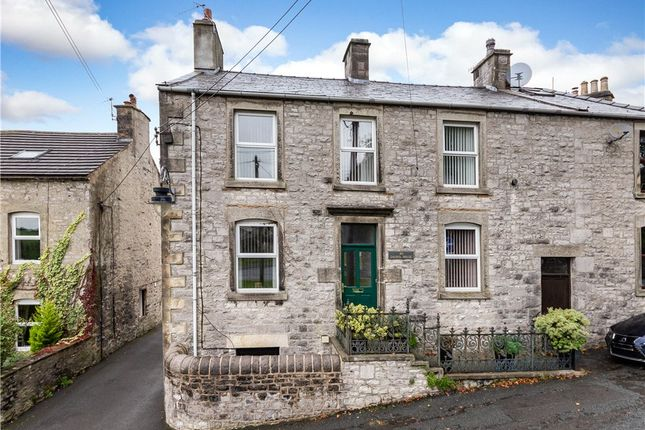 Thumbnail End terrace house for sale in High Street, Ingleton, Carnforth, North Yorkshire