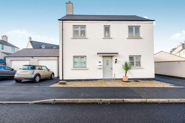 Thumbnail Detached house for sale in Ridgeway Lane, Llandarcy, Neath