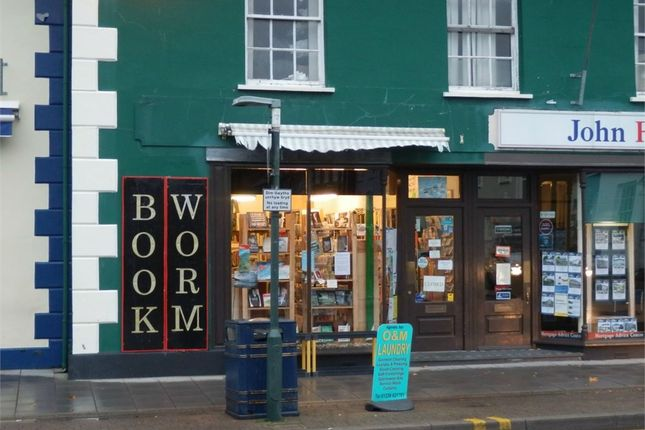 Commercial property for sale in 8 Alban Square, Aberaeron