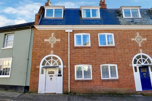 Thumbnail Town house for sale in Paternoster Row, Ottery St Mary, Devon