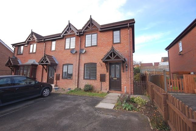 2 bed semi-detached house to rent in Kingswood Avenue, Belper