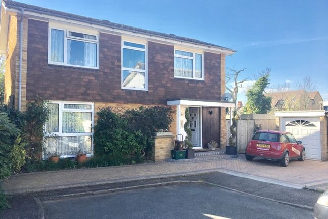 Thumbnail Detached house for sale in Leslie Gardens, South Sutton