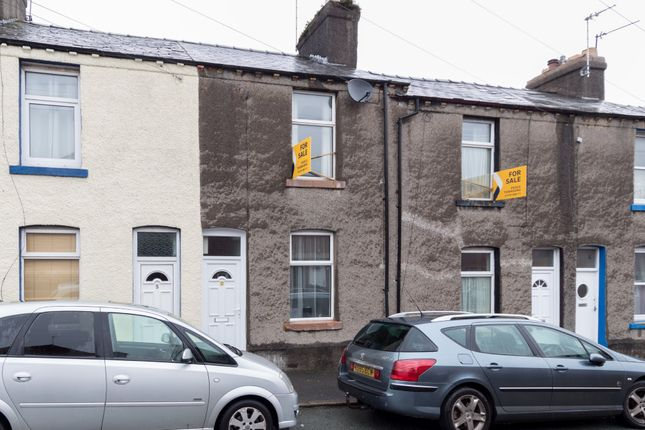 Thumbnail Terraced house for sale in Tower Street, Ulverston, Cumbria